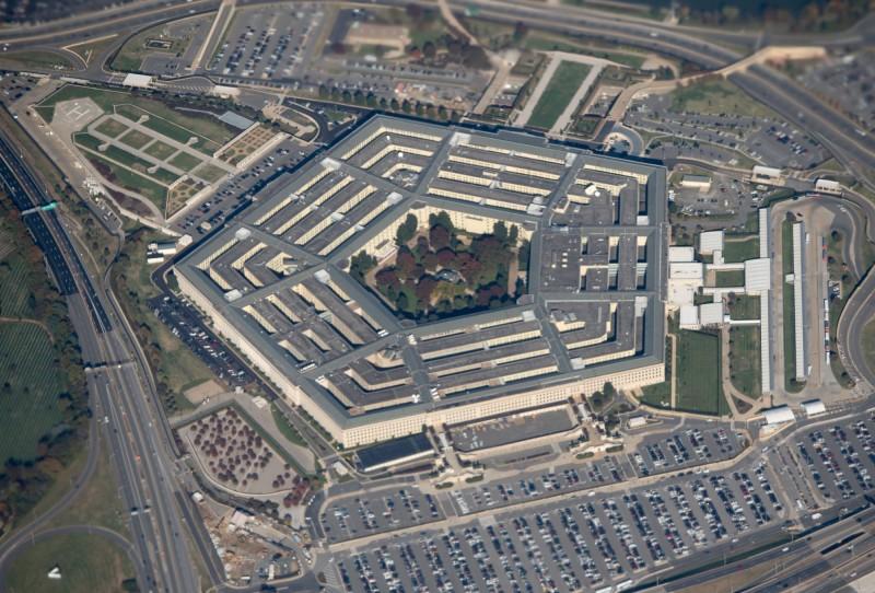美國國防部強調,中國在病毒起源問題上散佈謠言,最後卻適得其反。(法新社)