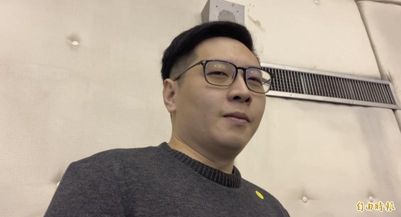 桃園市議員王浩宇爆料,台北市長柯文哲團隊(柯市府)今天被爆出的第2對不倫戀,據說還有第3、第4對。(記者魏瑾筠攝)