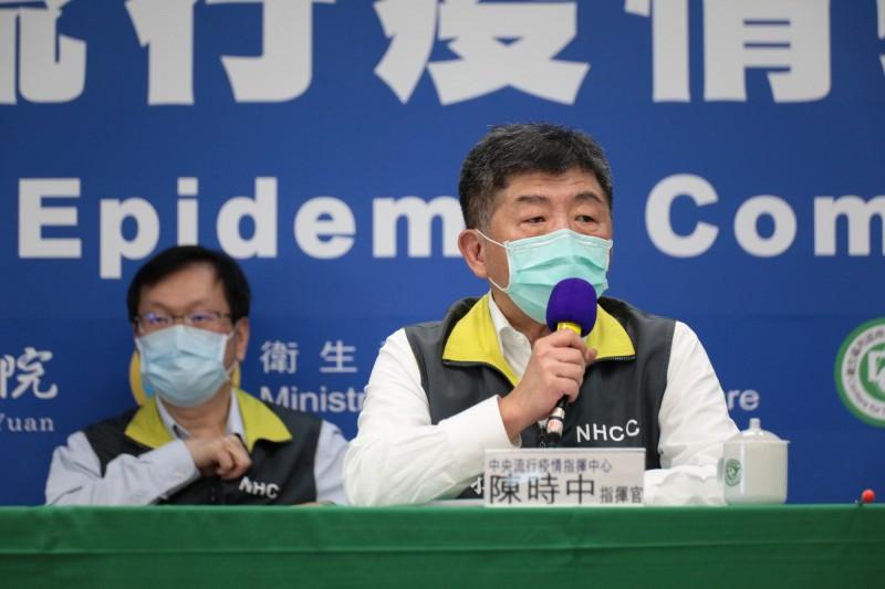 疫情指揮中心成立100天 陳時中:仰賴全民合作