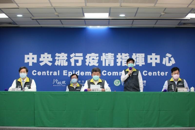中央流行疫情指揮中心成立100天。(圖由指揮中心提供)