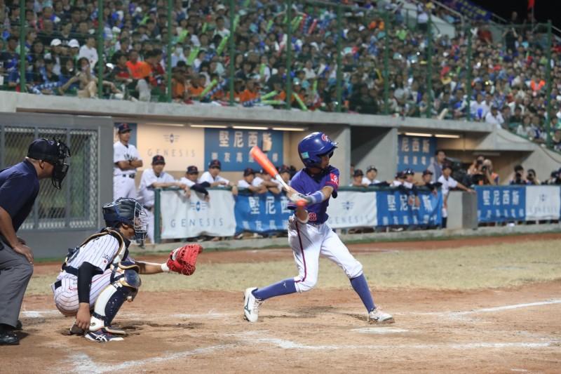 U12世界少棒賽以台南市做為比賽主場地,至今已舉辦了三屆。(圖由南市府提供)