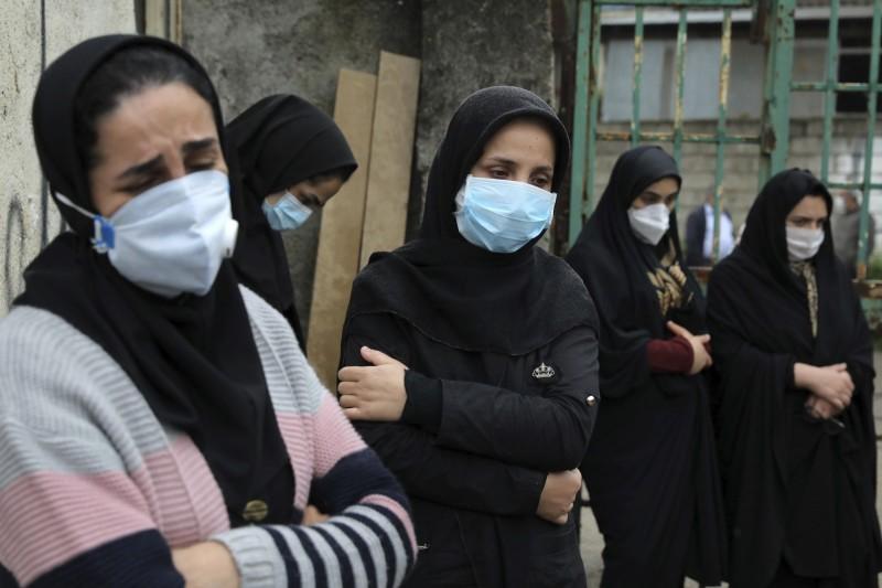 伊朗今(5)日宣布,該國的武漢肺炎確診人數已逼進10萬大關,死亡人數達6340人。(美聯社)