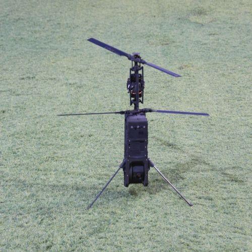 以色列國防部採購新款小型無人機,可用於都市作戰環境。(圖翻攝自Rafael Advanced Defence Systems官網)