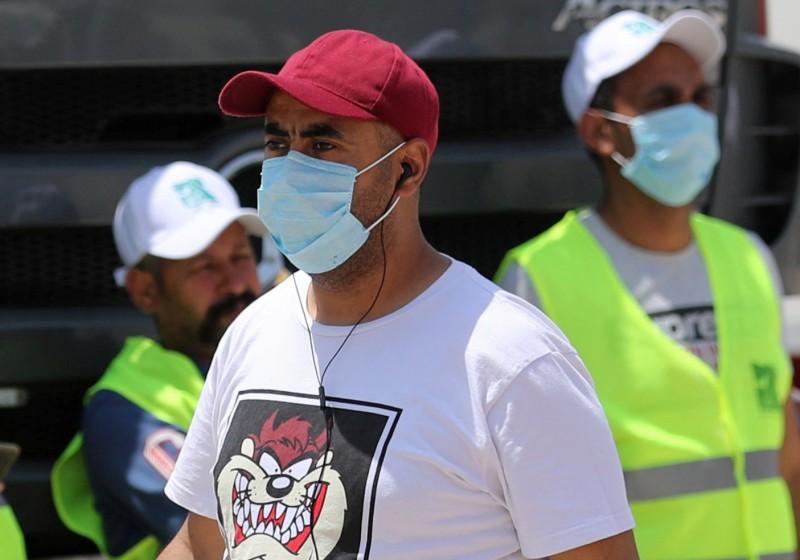非洲全境武漢肺炎確診人數已突破5萬例。(路透)