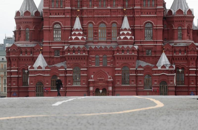 武漢肺炎疫情在俄羅斯持續延燒,今日新增10817例確診後,全國已累積198676例。(美聯社)