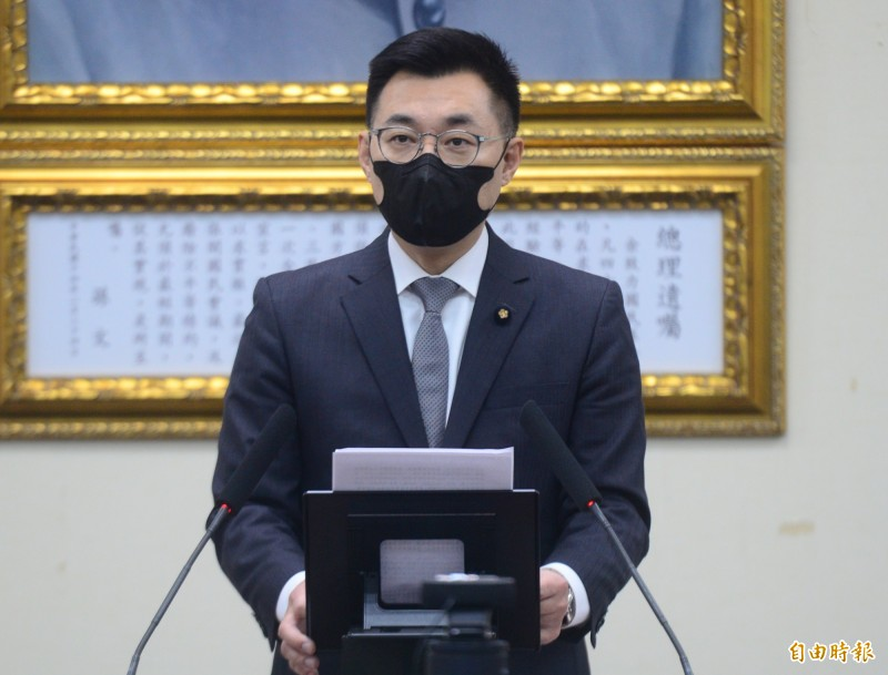 高雄市長韓國瑜罷免案將於6月6日投票,國民黨內傳出對情勢不樂觀,為維持高雄基本盤,基層醞釀拱黨主席江啟臣「御駕親征」,守住高雄基本盤。(資料照)