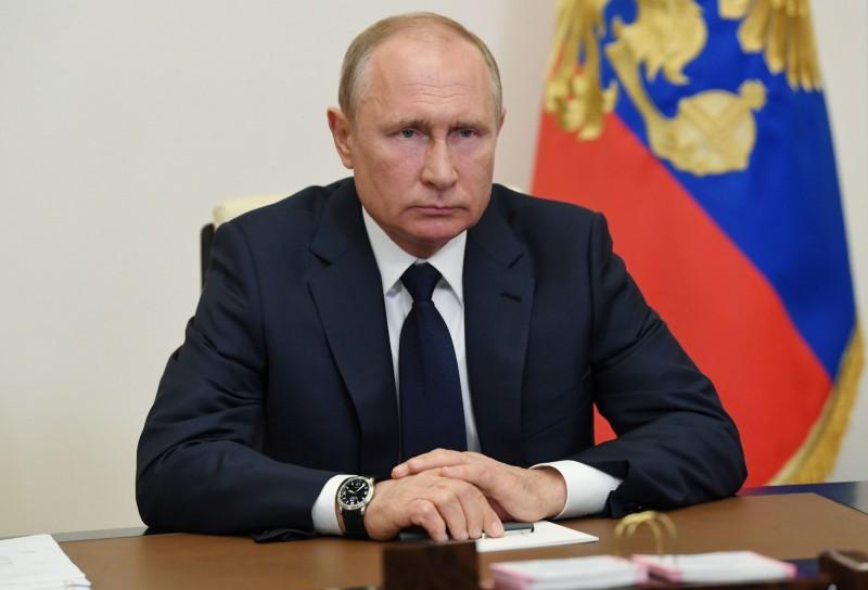 俄國總統普廷11日發表電視講話,宣布12日起全國封鎖令放寬,各行各業將可逐步復工。(路透)