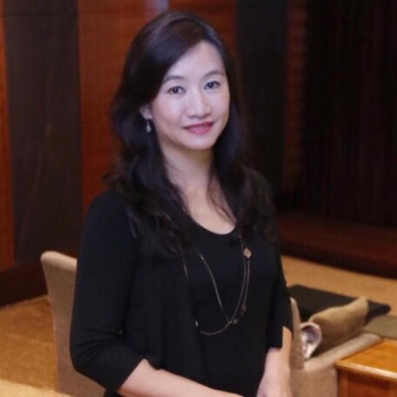 前高市新聞局長王淺秋呼籲支持韓國瑜的鄉親不要焦急。(記者王榮祥翻攝)