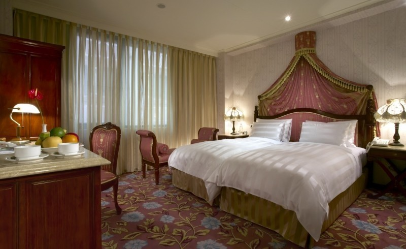 觀光局表示,目前防疫旅宿的房間數已增加至7000間房,入住率3成。(觀光局提供)