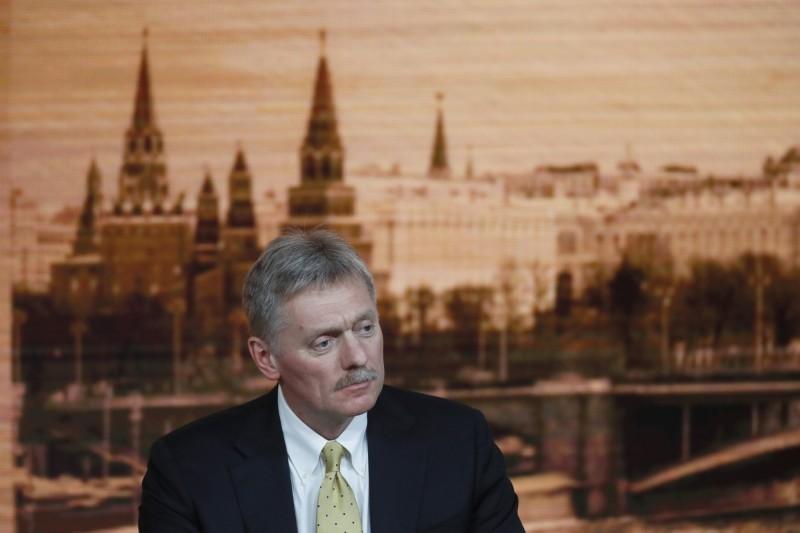 俄羅斯總統普廷的發言人佩斯科夫(見圖)確診武漢肺炎。(歐新社)
