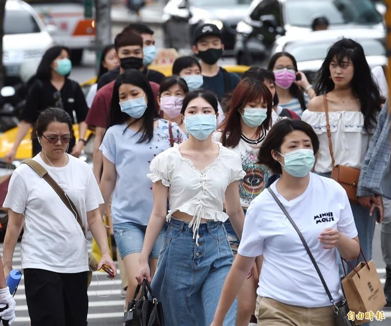 鋒面離開台灣後,週三各地天氣也將重回炎熱的夏季天氣,各地大多為為多雲到晴的天氣,也使外線指數容易偏高,全國各地的紫外線指數至少高量級起跳。(資料照)