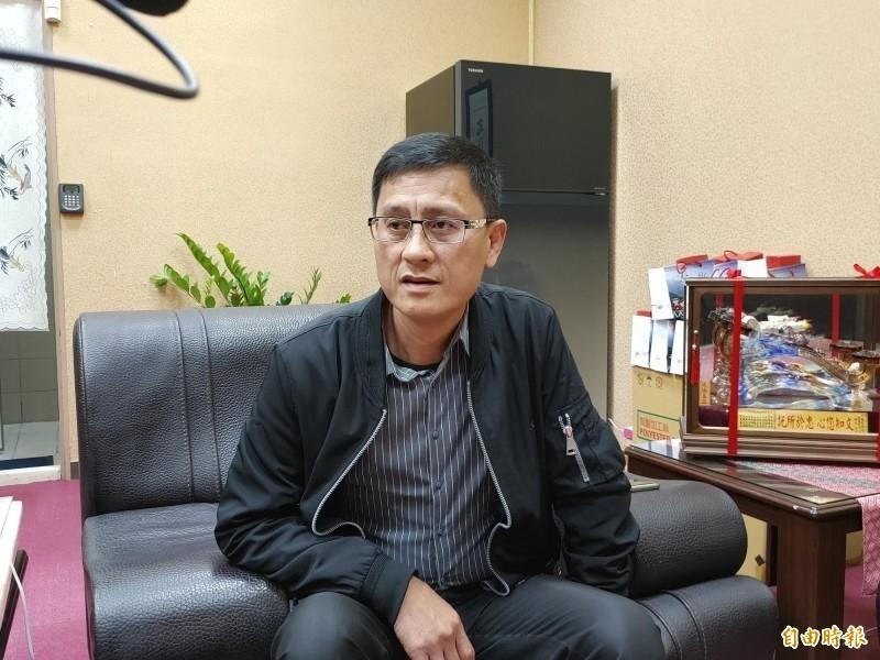 仁愛鄉長吳文忠涉嫌貪污高達827萬元,目前羈押中。(資料照)