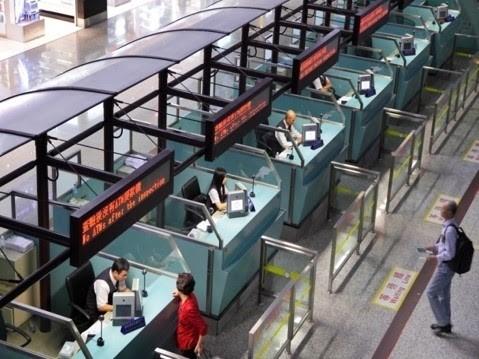 移民署建置的旅客訂位及行程分析系統(PNR)。(記者劉慶侯翻攝)