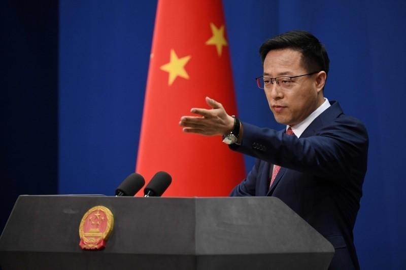 我國仍未受邀世界衛生大會,中國外交部發言人趙立堅今天在例行記者會宣稱,「在符合一個中國原則前提下,中國中央政府對台灣地區參與全球衛生事務作出了妥善安排。(法新社資料照)