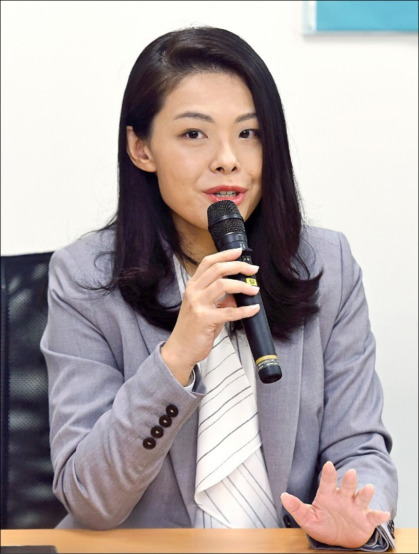 民眾黨立委高虹安表示,APT(進階持續性威脅)攻擊是目前最難防禦的資安攻擊之一。(資料照)
