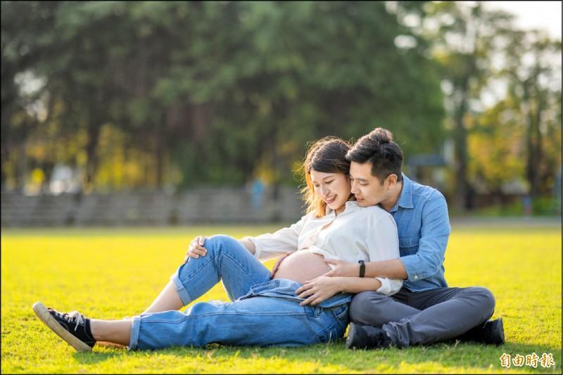 去年國內新生兒人數為史上次低,新手媽媽均齡達31歲。(示意圖,記者黃欣柏攝)