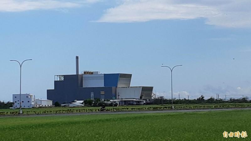 台東焚化廠預計在2年後啟用。(記者黃明堂攝)