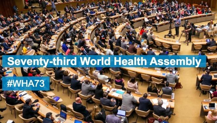 世衛大會(WHA)今開議,台灣雖獲多國相挺,但世衛組織(WHO)仍拒邀台灣出席。(翻攝自世衛官網)