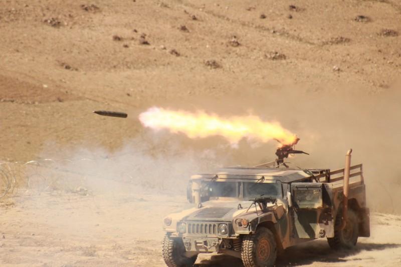 阿富汗國家安全局今遭汽車自殺炸彈攻擊。圖為示意圖。(法新社)