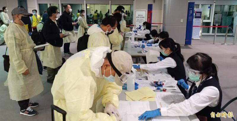 隨著疫情趨緩,台灣仍須嚴守防疫,才能避免遭到反撲。(資料照)