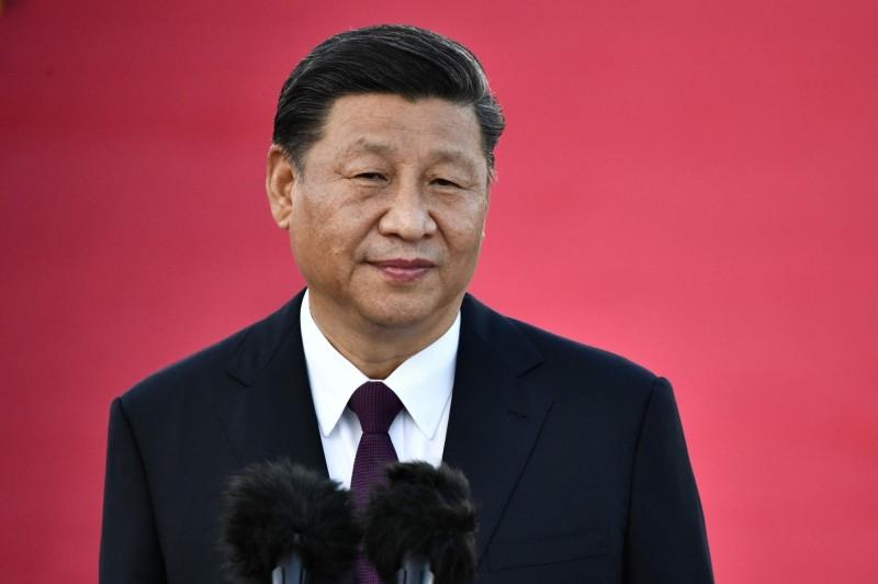 《外交政策》分析,北京孤立、威脅的做法,反而讓越來越多的台灣居民將自己視為台灣人。圖為中國國家主席習近平。(法新社)