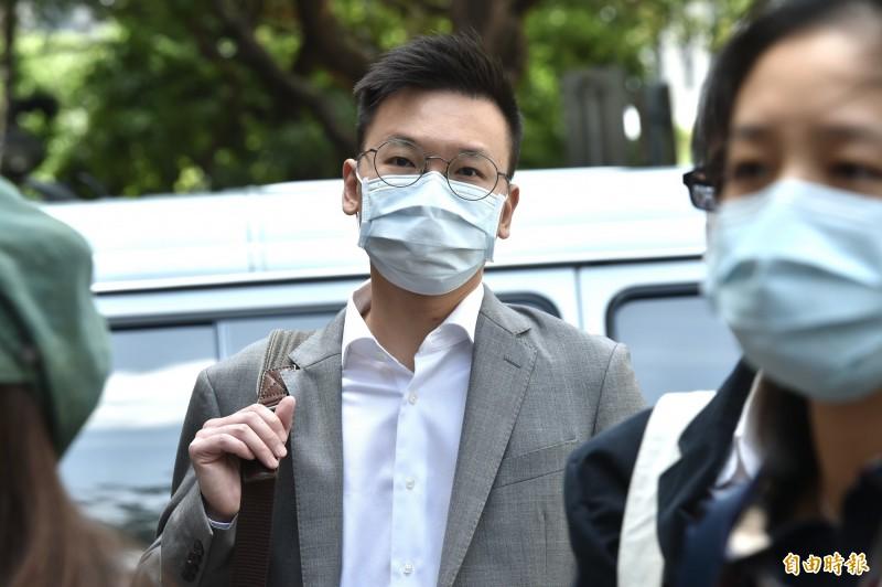 民進黨副秘書長林飛帆呼籲,台灣作為東亞先驅的民主國家,朝野各黨應共同譴責中國制定港版國安法,與他國組成「撐香港國際隊」。(資料照)