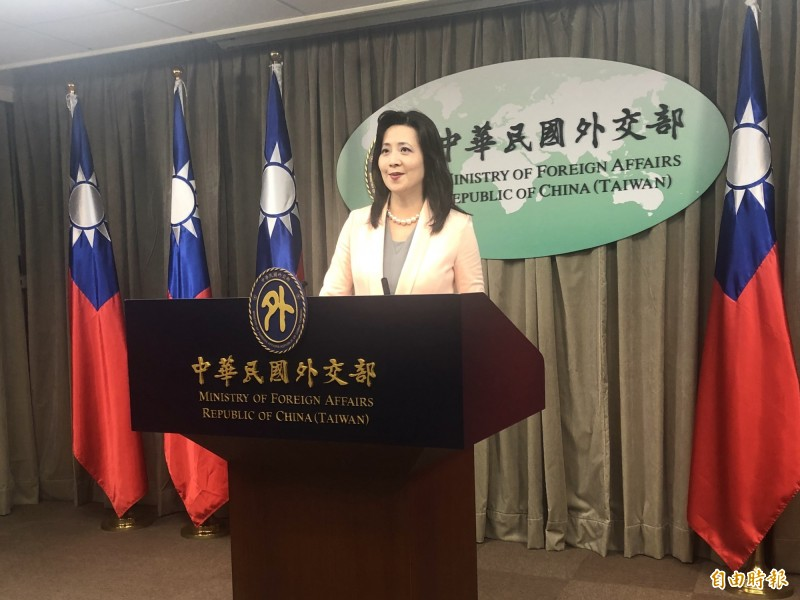 外交部發言人歐江安(見圖)表示,越南政府規劃包機來台載運滯留台灣且亟需返國的越籍人士,人數及其優先順序等安排,外交部尊重越方決定。(資料照)