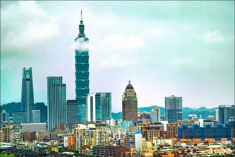 受到香港「反送中」運動影響,去年港人移民台灣創下新高。據移民署統計,去年港人申請台灣居留許可達五八五八人,較前年成長四十一%。(記者鹿俊為攝)