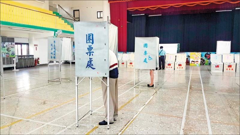民進黨地方黨部主委今改選。(資料照)