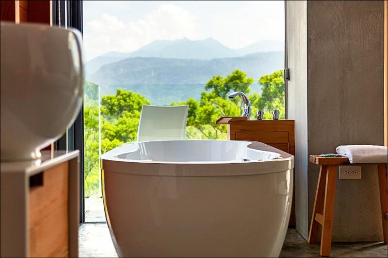 觀光局規劃,安心防疫旅遊將補助自由行旅客每房1000元。(業者提供)