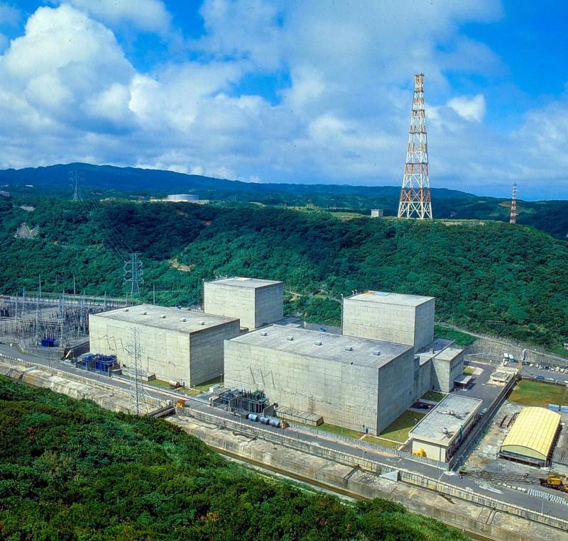 台電核一廠。(資料照,台電提供)