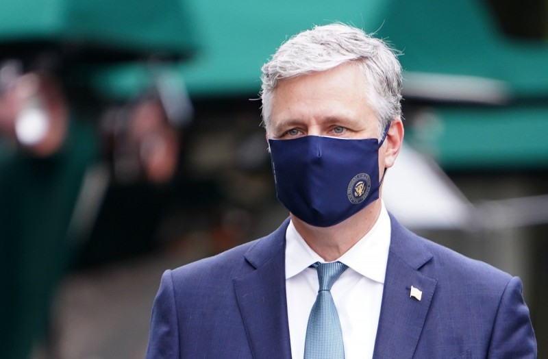 歐布萊恩強調,中國此次掩蓋疫情會和車諾比核災同樣被載入史冊。(法新社)