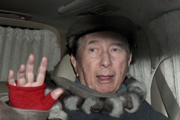 「澳門賭王」何鴻燊高齡98歲,今(25)日傳出病危,但有家人否認。(路透檔案照)