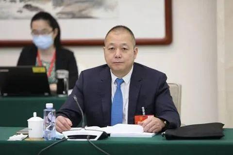 圖為中國全國人大代表蔡培輝。(圖擷自網路)