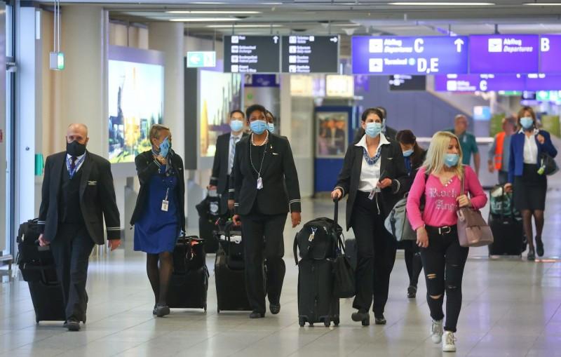 傳德國將在6月中旬解除31個歐洲國家的旅遊警示,並計畫從6月29日起放寬社交距離規定。(路透)