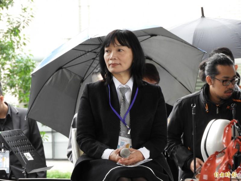 楊翠獲得72張同意票,出任促轉會主委。(資料照)