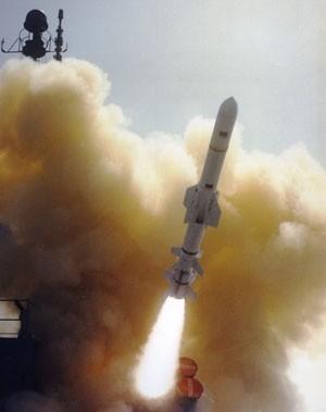 國軍有意向美國採購魚叉飛彈發射車。(翻攝自波音官網)
