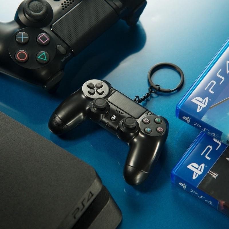 悠遊卡公司取得台灣索尼互動娛樂公司授權,推出DUALSHOCK®4無線控制器(DS4)造型悠遊卡。(悠遊卡公司提供)