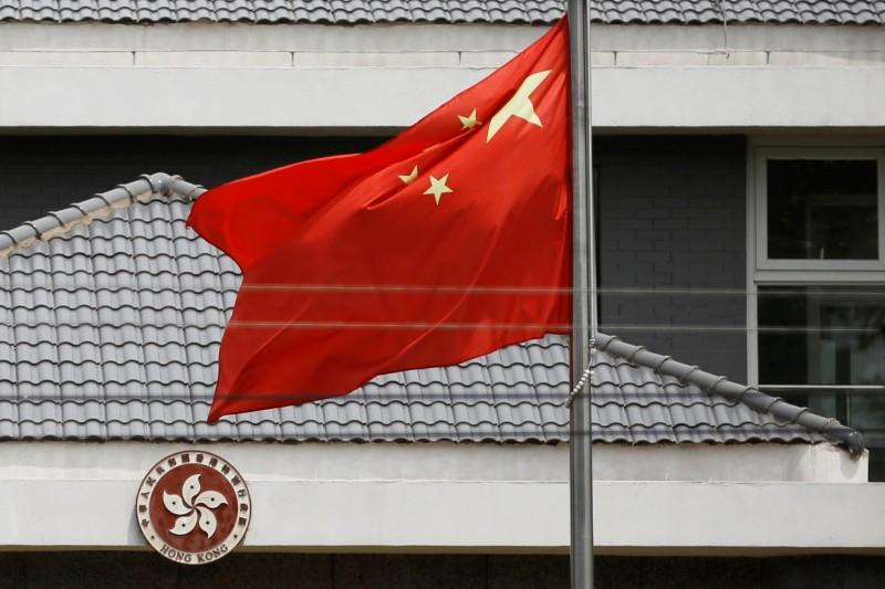 美國對香港大幅順差 獲利的是中國「大咖」