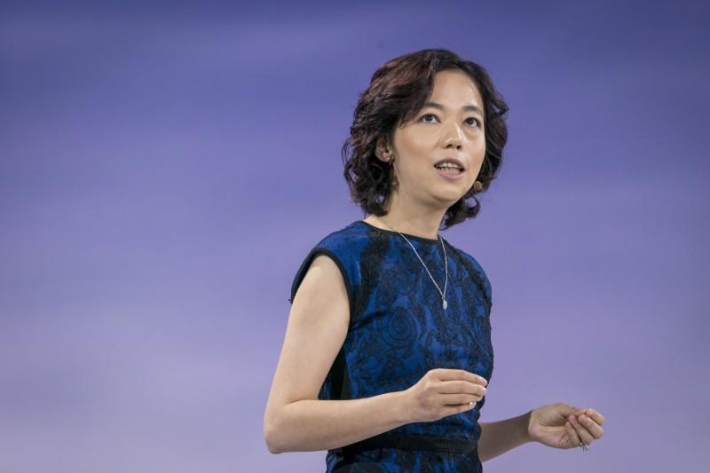 推特獨立董事李飛飛(見圖)與中國政府的關係遭網友質疑。(彭博檔案照)