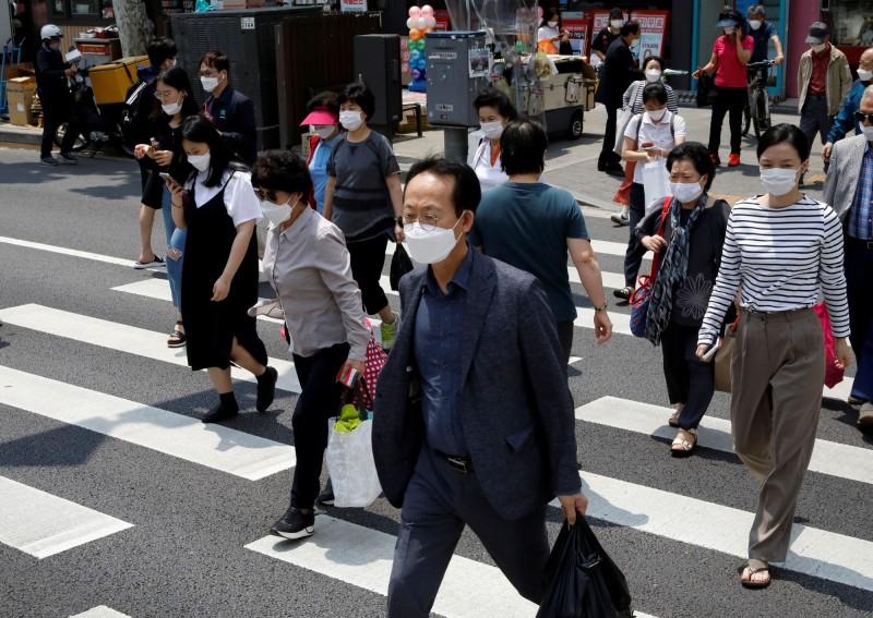 破功!南韓連2天確診破50例 物流中心群聚已累計96人感染