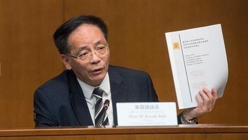 香港行政會議成員、港區人大代表葉國謙。(翻攝自香港立法會官網)