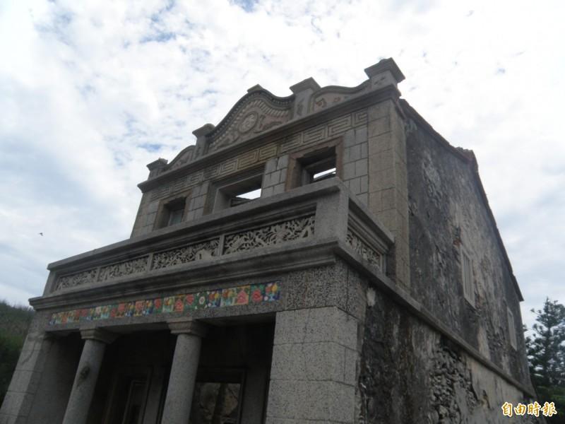 東吉曾是中國廈門前往台灣台南中繼站,在歷史上佔有一席之地。(記者劉禹慶攝)