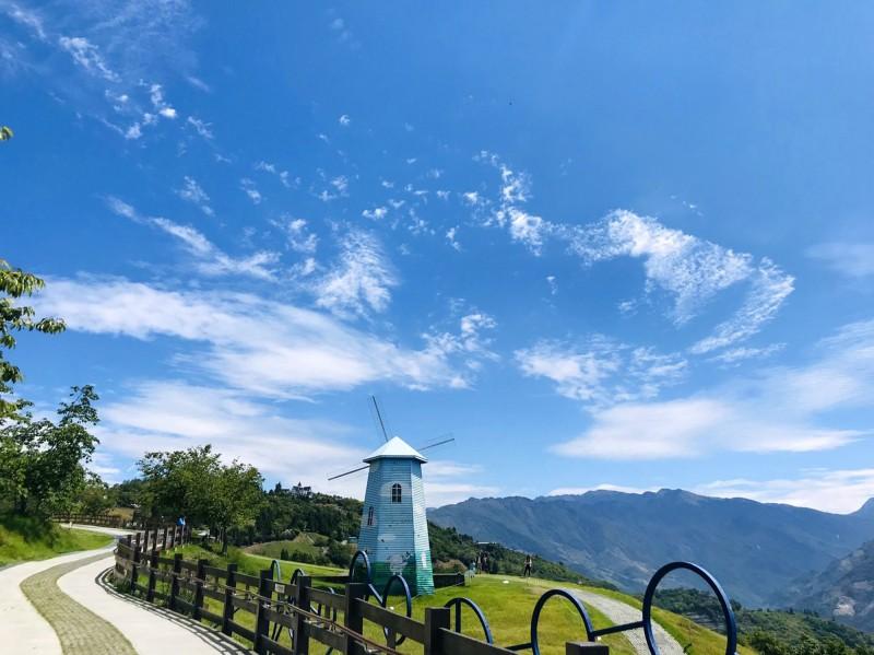 南投清境農場也列在中台灣好玩卡中的景點,使用好玩卡可選免門票入園。(清境農場提供)