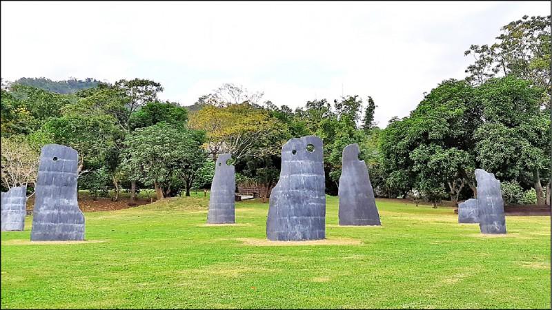 台東卑南遺址公園。(資料照)