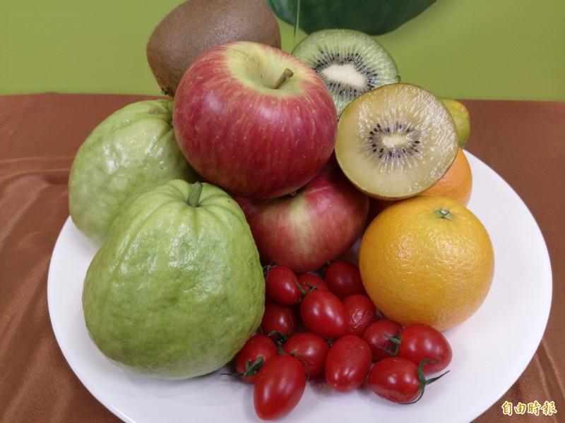 空腹吃水果並不能戰勝癌症。示意圖。(資料照)