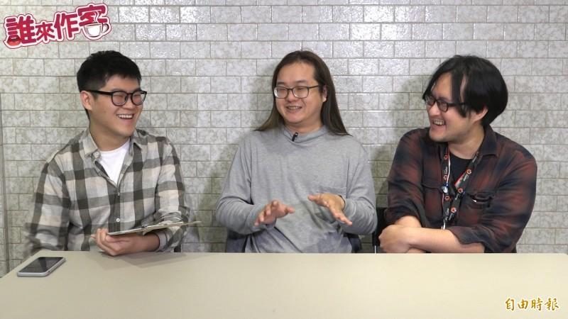 本集《誰來作客》邀請台灣維基媒體協會秘書長王則文(左)以及理事陳瑞霖(右),分享那些不為人知的維基百科趣事。(影音製圖)