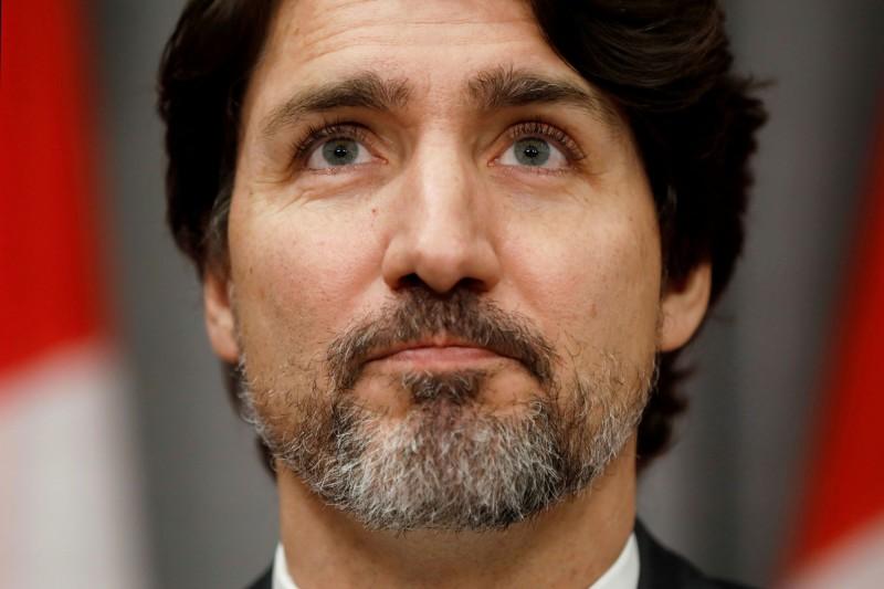 加拿大總理杜魯道。(路透)