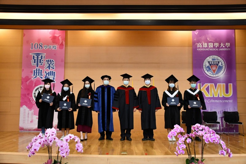 卸任後首份畢業祝福 「大仁哥」透過錄影獻給高醫大-校園大小事