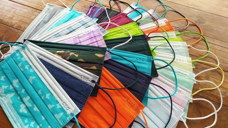 PChome 24h購物、博客來已釋出第2波中衛口罩開賣時間。PChome 24h購物預計6月5日下午開賣,博客來則是6月9日早上11點限量開賣。(資料照,中衛提供)